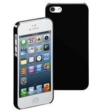 Goobay Hartschale (Back Cover) schwarzfür iPhone 5