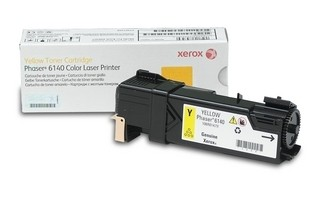 XEROX PH6140 Toner Yellow 2.000 Seiten Phaser 6140