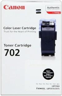Canon 702 Toner Cartridge Black LBP5970 LBP5975 9645A004