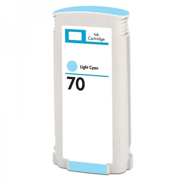 HP 70 Tinte light cyan DesignJet Z2100 Z3100 Z5200 C9390A