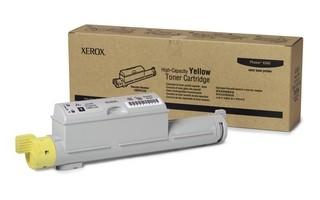 XEROX PH6360 Toner Yellow 12.000 Seiten High Capacity