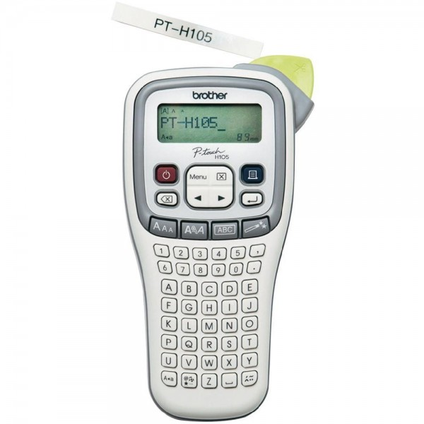 Brother P-touch H105 Flexibles Beschriftungsgerät für das Home-Office und das Büro