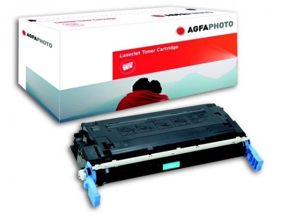 AGFAPHOTO APTHP9721AE HP.CLJ4600 Toner Cartridge 8000pages cyan