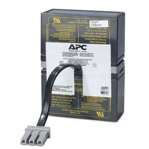 APC Ersatzbatterie Original für BR800i BR1000i 7200mAh
