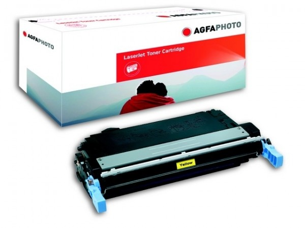 AGFAPHOTO APTHP5952AE HP.CLJ4700 Toner Cartridge 10.000pages yellow