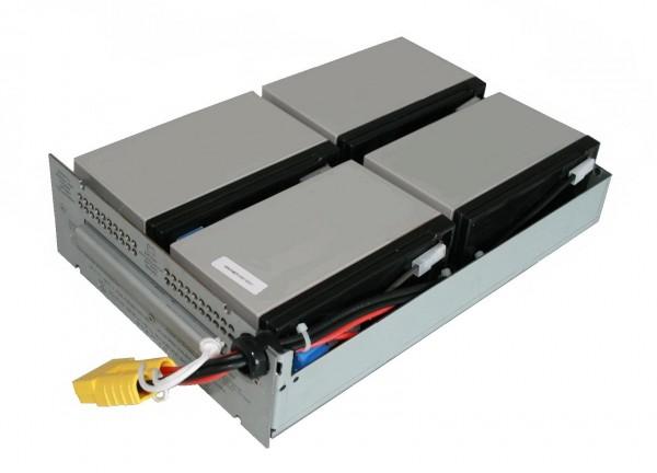 APC RBC24 Original Ersatzbatterie RBC24 für SU1400(A1500)RMI2U