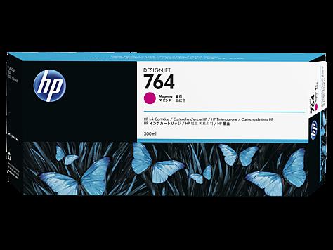 HP 764 Tinte Magenta DesignJet T3500