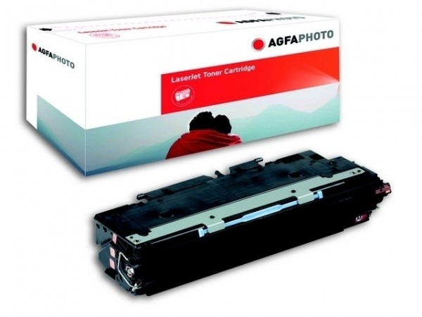 AGFAPHOTO 504A Yellow HP CLJ CP3525 Toner Cartridge THP252AE