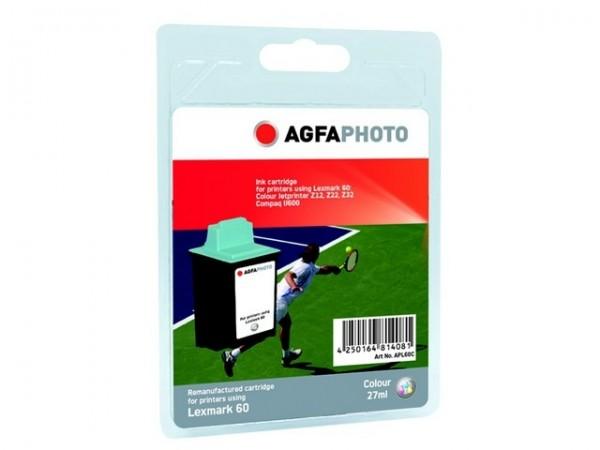 AGFAPHOTO L60C Lexmark Z12 Tinte Color
