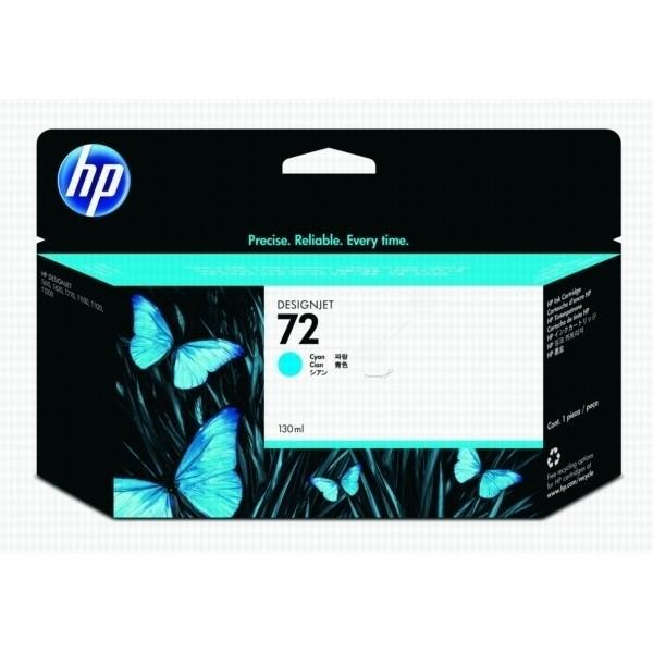 HP 72 Tinte cyan für DesignJet T700 T1100 T1200 C9371A