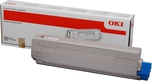 OKI 45536416 Toner Black C911dn C931DN Standardkapazität