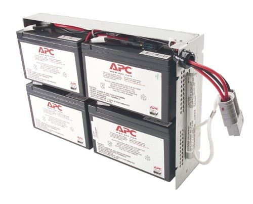 APC Original Ersatzbatterie RBC23 für SU1000RMI2U + SUA1000RMI2U