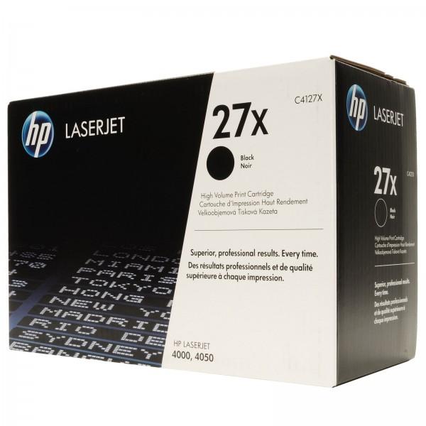 HP 27X Toner Black für LaserJet 4000 4050 LBP-1760