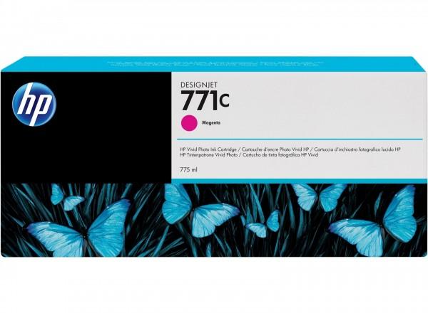 HP 771C Tinte magenta Z6200 Z6600 Z6800 - B6Y09A