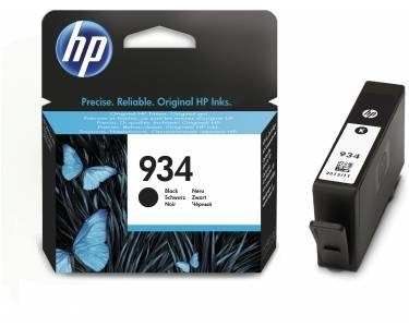 HP 934 Black Tinte für HP OfficeJet Pro 6230 6835