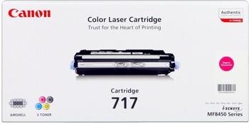 Canon 717 Cartridge Magenta 2576B002 MF 8450