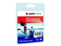 AGFAPHOTO B1000M Brother DCP-130C Tinte Magenta