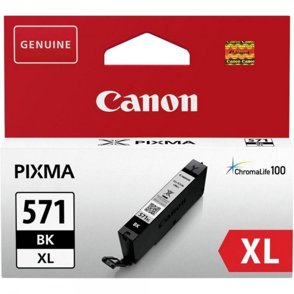 Canon CLI-571XL Yellow ChromaLife100 Tinte MG5751 MG6853 MG7751