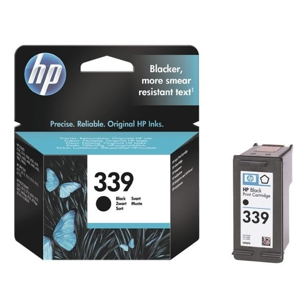 HP 339 Tinte Black DJ6980 OfficeJet 7210
