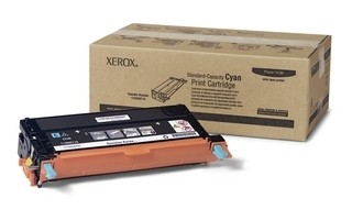 XEROX PH6180 Phaser 6180MFP Toner Cyan Standard-Tonerpatrone