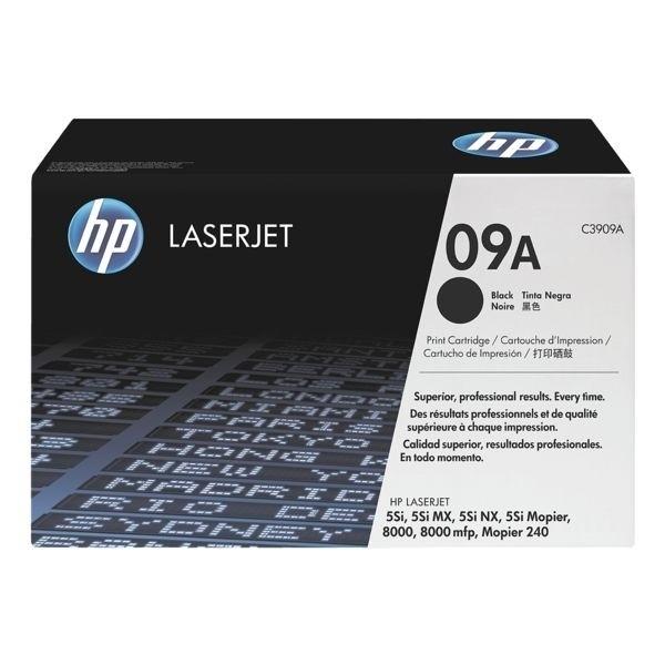 HP 09A Toner Black LJ5Si LJ5MX LJ8000 Mopier240