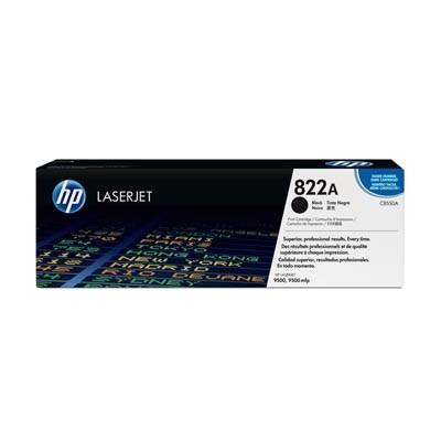 HP 822A Toner Black für Color LaserJet 9500 C8550A
