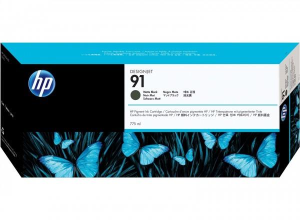 HP 91 Tinte Matt Schwarz für DesignJet Z6100